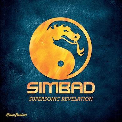 simbad SUPERSONIC REVELATION CD