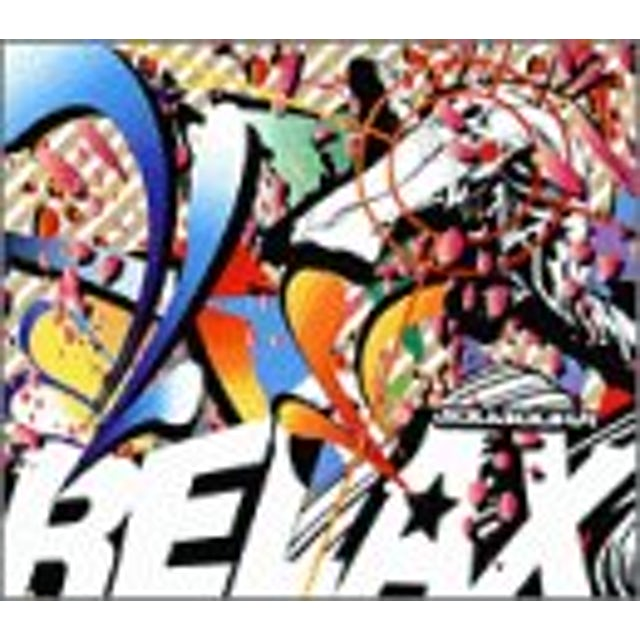 Joujouka RELAX FEAT:NATIVE CD