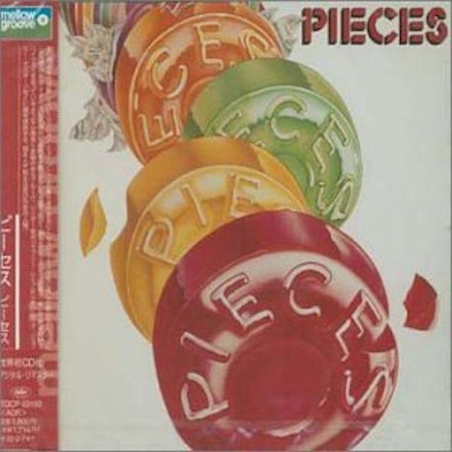 Pieces CD