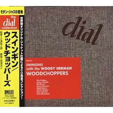 Woody Herman WOOD CHOPPERS CD