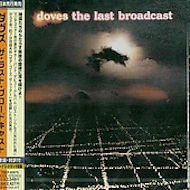 Doves LAST BROADCAST CD