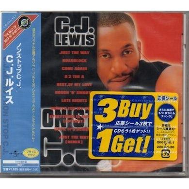 C.J. Lewis NON STOP BEST CD