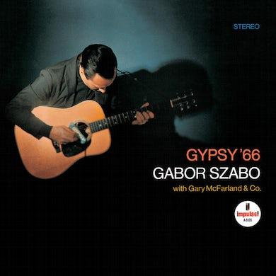 Gabor Szabo GIPSY '66 CD