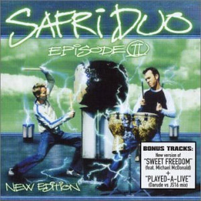 Safri Duo EPISODE II CD