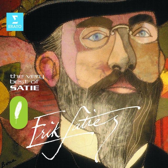 Satie VERY BEST OF CD