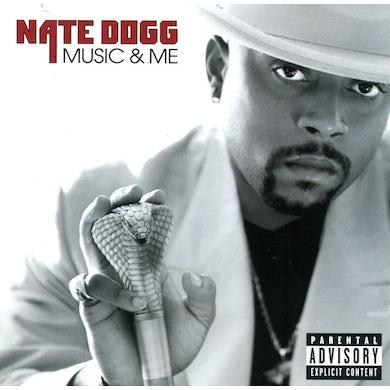 Nate Dogg MUSIC & ME CD