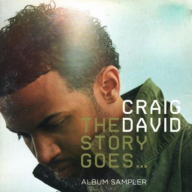 Craig David STORY GOES CD