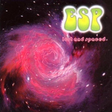 ESP LOST & SPACED CD