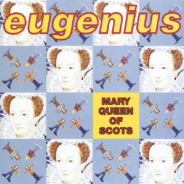 Eugenius MARY QUEEN OF SCOTS CD