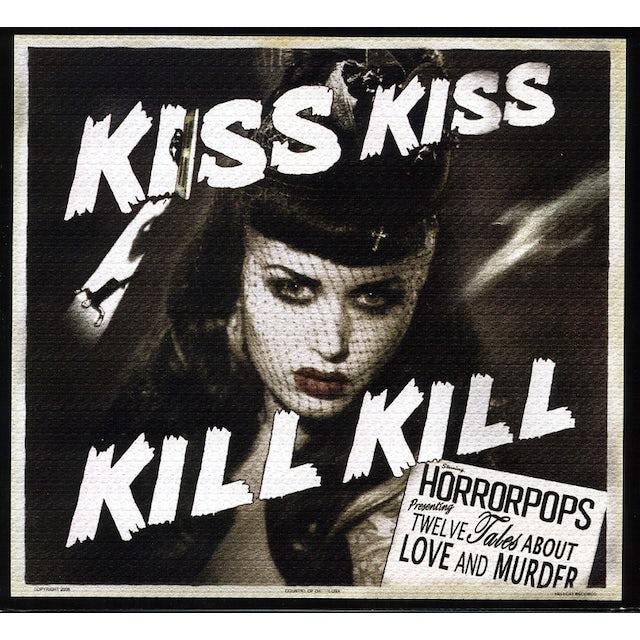 Horrorpops KISS KISS KILL KILL CD