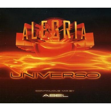 Abel ALEGRIA UNIVERSO CD
