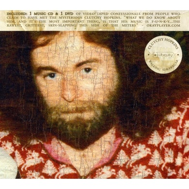 Clutchy Hopkins WALKING BACKWARDS CD