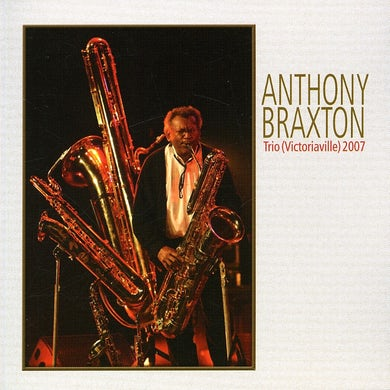 Anthony Braxton 12+1 TET (VICTORIAVILLE 2007) CD