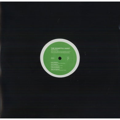 Doubtful Guest REMIXES Vinyl Record