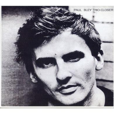 Paul Bley CLOSER CD