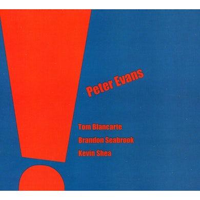 PETER EVANS QUARTET CD