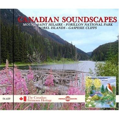 Sounds of Nature CANADIAN SOUNDSCAPES: MOUNT SAINT / HILAIRE CD