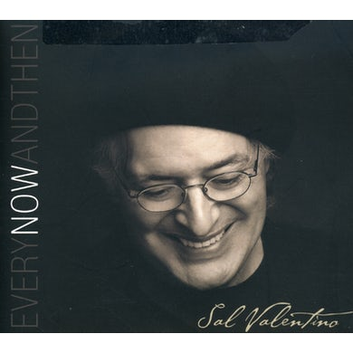 Sal Valentino EVERY NOW & THEN CD