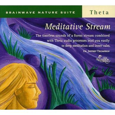 Jeffrey Thompson MEDITATIVE STREAM CD