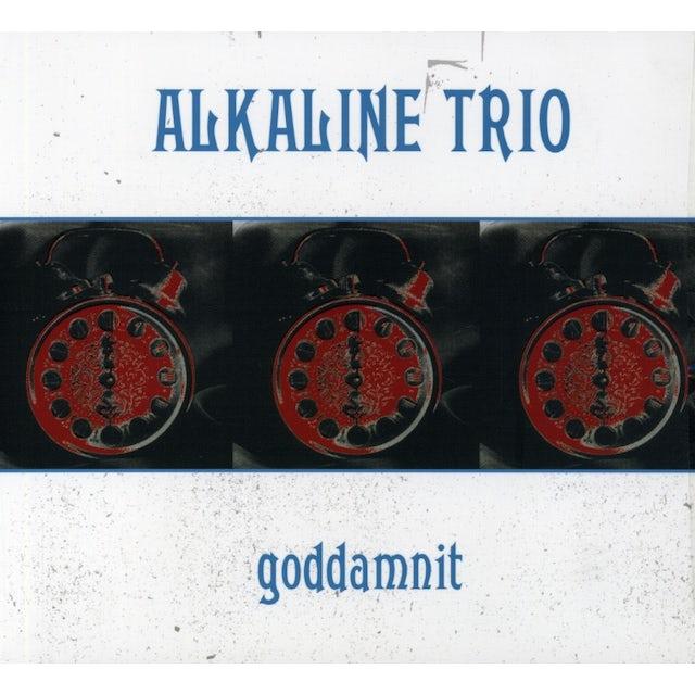 Alkaline Trio GODDAMNIT CD