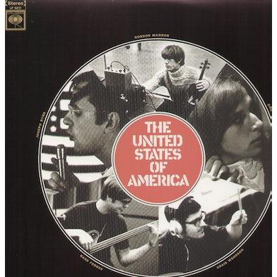 UNITED STATES OF AMERICA Vinyl Record