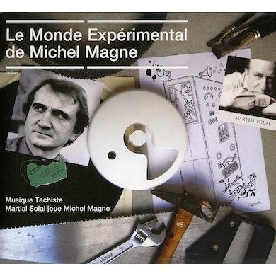 MONDE EXPERIMENTAL DE MICHEL MAGNE CD