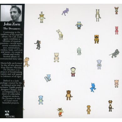 John Zorn DREAMERS CD