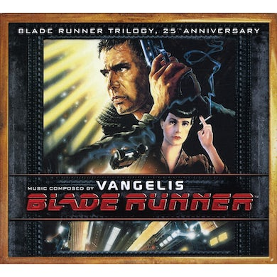 Vangelis BLADE RUNNER TRILOGY / Original Soundtrack CD