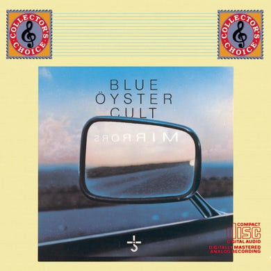 Blue Oyster Cult MIRRORS CD