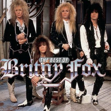 Britny Fox BEST OF CD