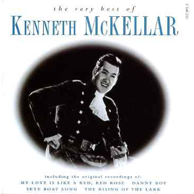 VERY BEST OF KENNETH MCKELLAR CD