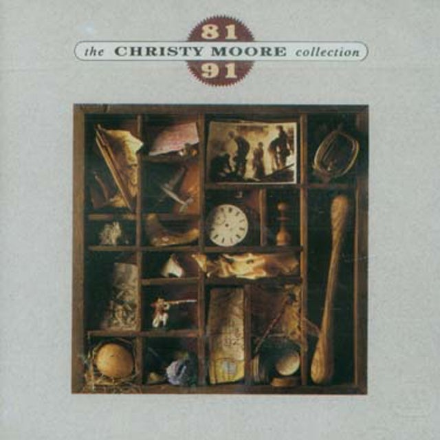 Christy Moore MOORE,CHRISTY COLLECTION CD