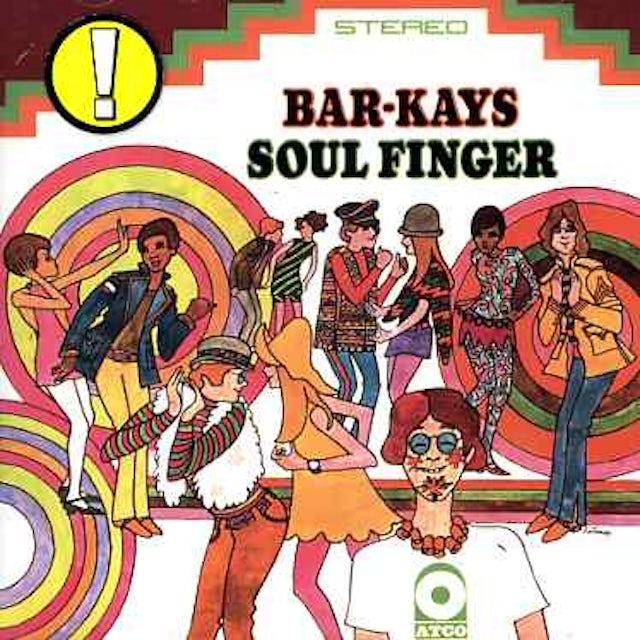 Bar-Kays SOUL FINGER CD