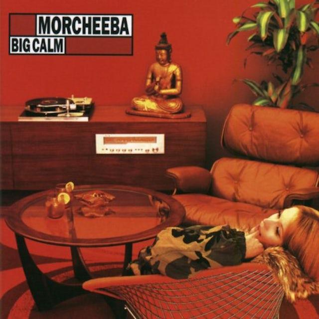Morcheeba BIG CALM CD