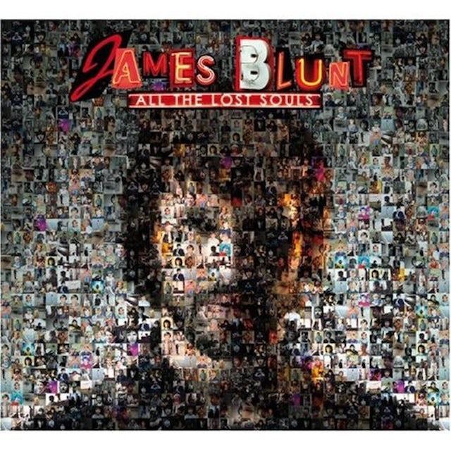 James Blunt ALL LOST SOULS CD