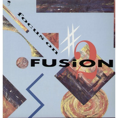 FOCUS ON FUSION #2 / VAR Vinyl Record