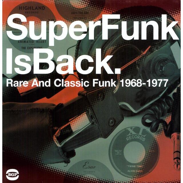 Super Funk Is Back Vol 5: Rare & Classic Fun / Var Vinyl Record