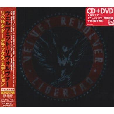 Velvet Revolver LIBERTAD-DELUXE EDITION CD