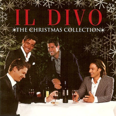Il Divo CHRISTAMAS COLLECTION CD