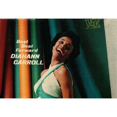 Diahann Carroll BEST BEAT FORWARD Vinyl Record