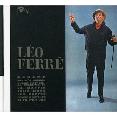 Leo Ferre PANAME (VOL1) CD