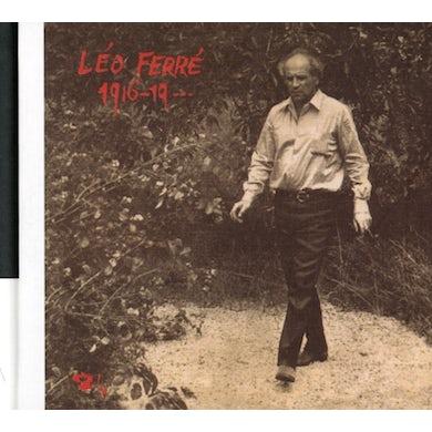 Leo Ferre 1916-19 (VOL6) CD