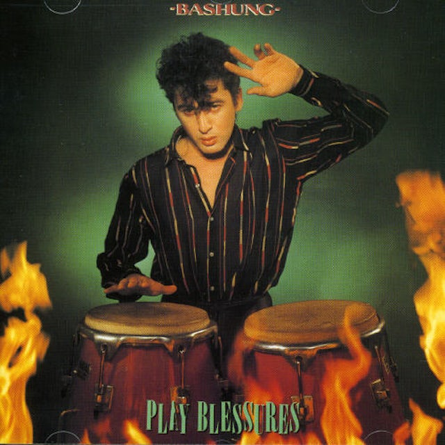 Alain Bashung PLAY BLESSURES CD