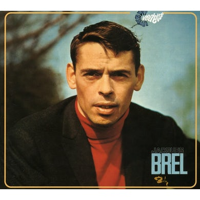 Jacques Brel LES BONBONS (VOL8) CD