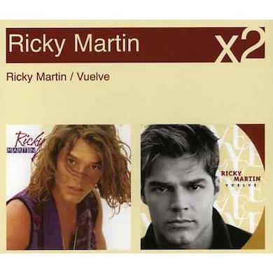 RICKY MARTIN / VUELVE CD