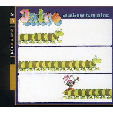Jairo CANCIONES PARA MIRAR 1979 CD