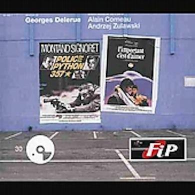 Georges Delerue POLICE PYTHON 357 / L'IMPORTANT C'EST D'AIMER CD