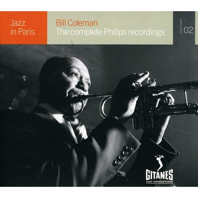 Bill Coleman COMPLETE PHILIPS RECORDINGS CD