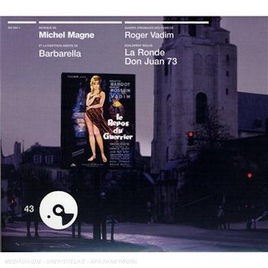 Michel Magne LE REPOS DU GUERRIER / DON JUAN 73 CD