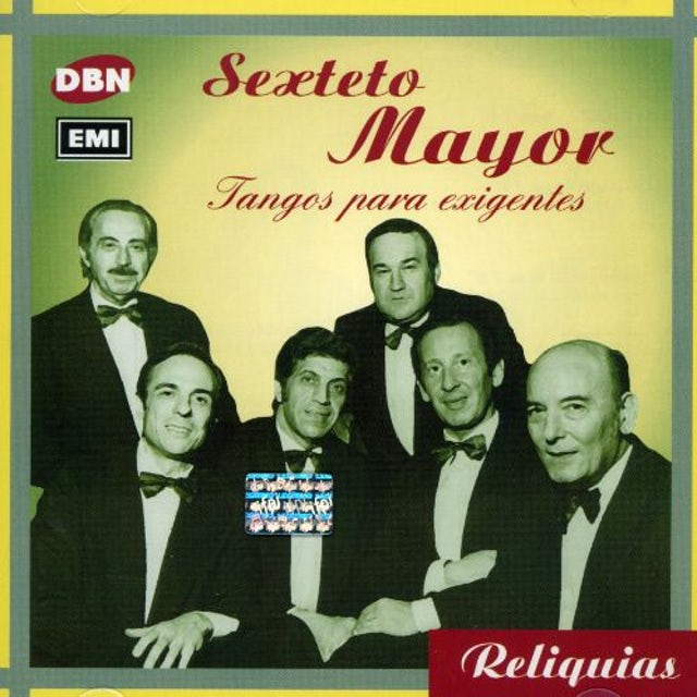 Sexteto Mayor TANGOS PARA EXIGENTES CD